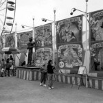The Carnival And Circus Sideshow