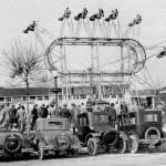 Rare Carnival Ride The Swooper