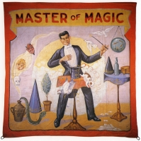 Fred G. Johnson Banner - Master Of Magic