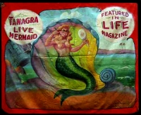 Fred Johnson SidesBanner Tanagra Live Mermaid