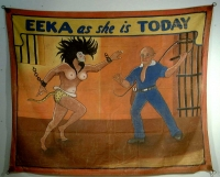 Al Renton Sideshow Banner Eeka as she is Today