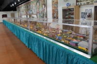 H O scale completely detailed  model carnival