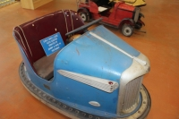 Antique Bumper Car
