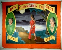 SideShow banner Johnny Meah Boy Changing to Girl.JPG