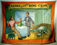 SideShow Banner Johnny Meah Giant Alaskan King Crab.JPG