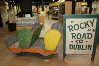 Rocky Road To Dublin Original  Car