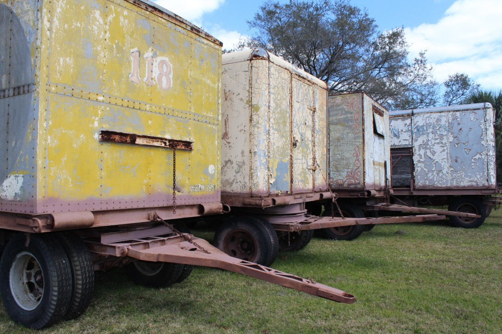 Showmen's Museum Restoration Projects