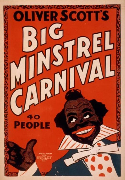 "alt=""Minstrel Shows Are Big Piece of Carnival History"""