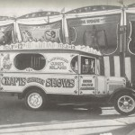 """alt=""""calliope truck on Crafts 20 Big Shows carnival midway"""""""