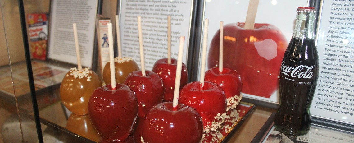 Candy Apples – A Carnival Midway Favorite