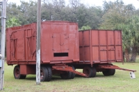 Antique Show Wagons