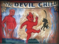 Museum Snap Wyatt Banner The Devil Child.jpg