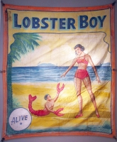 Museum Snap Wyatt Lobster Boy.JPG