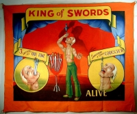 Museum Johnny Meah King of Swords.JPG