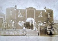 Zalla Girls Show - Hoochie Coochie Show - circa 1920.jpg
